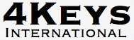4Keys International Logo
